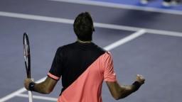 Do semifinále ATP postupuje del Potro, nastúpi proti Zverevovi