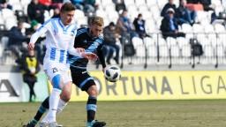 Fortuna liga: Slovan zdolal Nitru s tesným rozdielom