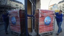 Vznik veľkej nemeckej koalície závisí od referenda SPD