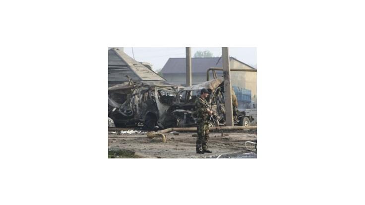 Výbuchy v Dagestane zabili dve desiatky ľudí, 30 zranili