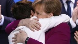 Sociálni demokrati podporili vznik veľkej nemeckej koalície