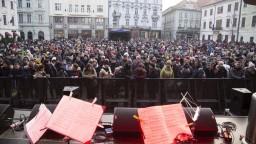 V Bratislave sa konal spomienkový koncert pre Jána a Martinu
