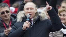 Rusko nikdy nevydá do USA žiadneho občana, deklaroval Putin