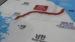 Delegáti Soulu odcestovali do KĽDR, po príchode večerali s Kimom