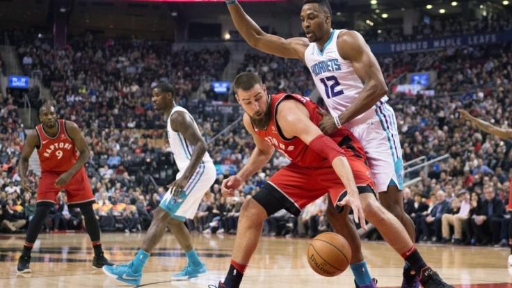 NBA: Torontu sa doma darilo, zvíťazilo nad hráčmi Charlotte