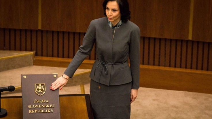 Nezaradená poslankyňa Bašistová sa prikláňa k prestavbe vlády