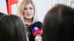Matečná odmietla obvinenia, na Kaliňákovom mieste by vyvodila zodpovednosť