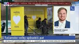 A. Lagazzi o talianskych parlamentných voľbách