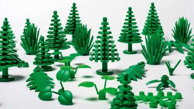 """Prvé """"botanické"""" Lego kocky z obnoviteľných zdrojov v roku 2018"""