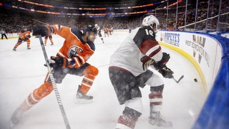NHL: Pánik si pripísal asistenciu, Gáborík sa po zranení vrátil