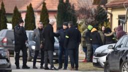 Polícia upresnila, ako to bolo s Krajmerom na mieste vraždy novinára