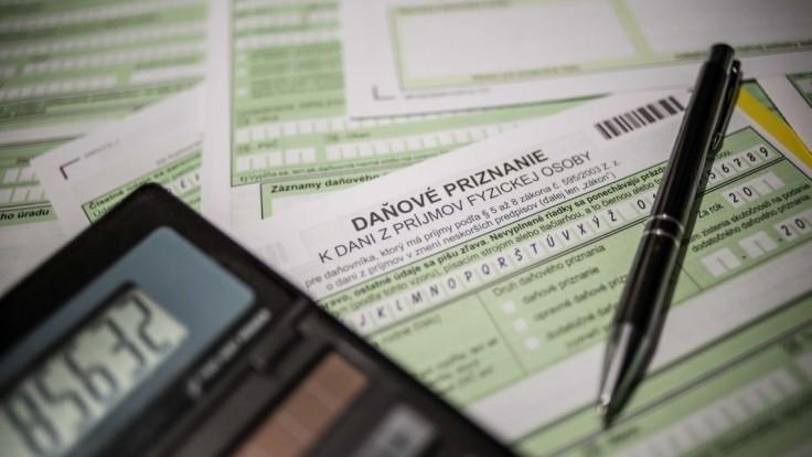 Dobrovoľné priznanie daní môže byť výhodné