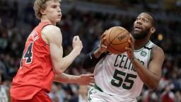 NBA: Boston zabrali naplno, poradili si s hráčmi Chicaga