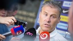 Tréner Hapal končí a odchádza do Sparty Praha