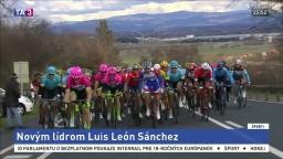 Novým lídrom pretekov Paris-Nice sa stal Španiel Luis León Sánchez