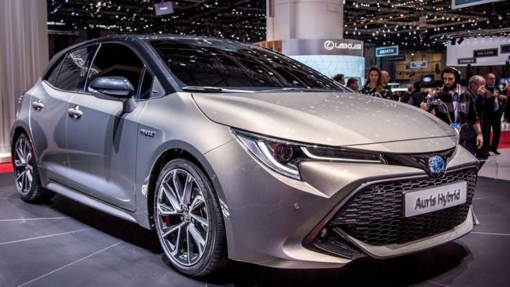 Nová Toyota Auris prichádza aj ako výkonný hybrid