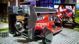 Lietajúce auto vystavené v Ženeve si hneď môžete kúpiť