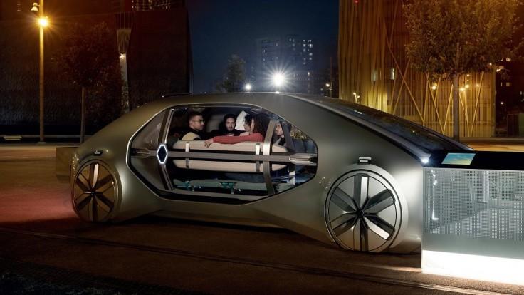 Renault odhalil koncept EZ-GO pre autonómnu zdieľanú jazdu
