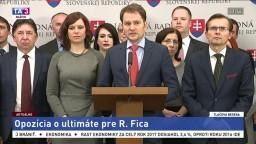 TB opozície o ultimáte pre R. Fica