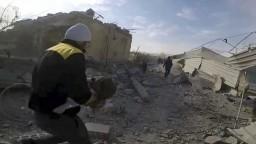 Pri Ghúte došlo zrejme k chemickému útoku, Damask to popiera