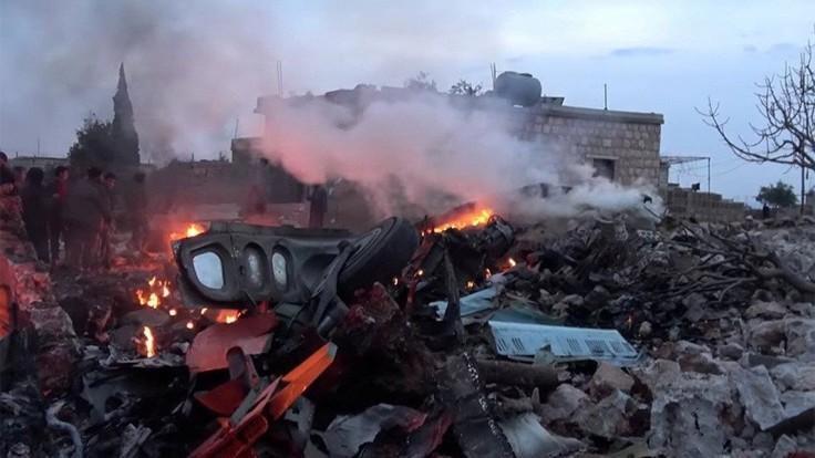 Pri havárii lietadla zahynulo 39 ľudí, vrátane ruského generála