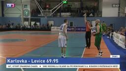 Karlovka nestačila na Levice, v poslednom dueli pred play-off prehrala