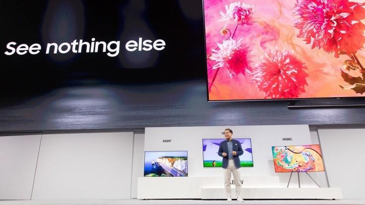 Samsung uviedol rad výrobkov pre domácu zábavu pre rok 2018