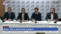 TB predstaviteľov strany Smer-SD o aktuálnom dianí