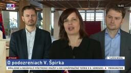 TB členov OĽaNO, ktorí reagovali na vyjadrenia prokurátora V. Špirka