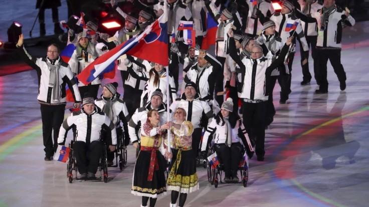 Začali sa paralympijské hry, vlajku niesla zjazdárka Farkašová