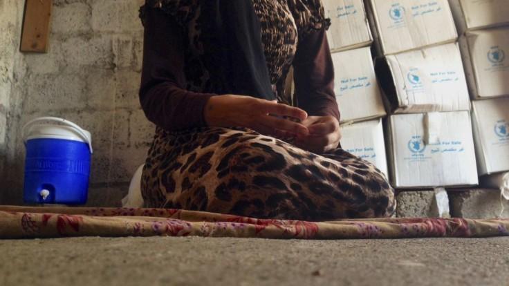 Bývalé sexuálne otrokyne IS sú slobodné, pripomínajú však živé mŕtvoly