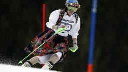 Velez-Zuzulová si obliekla na posledný zjazd kroj a ukončila kariéru