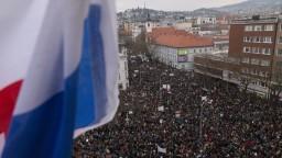 Svetové médiá reagujú na protesty: Najväčšie od roku 1989
