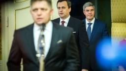 Koaliční partneri majú ešte cez víkend rokovať o východisku z krízy