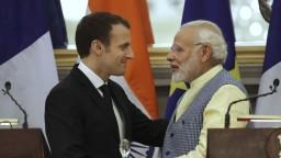 Macron navštívil Indiu, hovoril o spoločnej obrane a obchode
