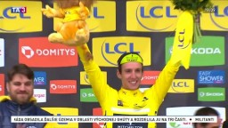 Siedmu etapu Paríž-Nice vyhral Yates, vedie v celkovom poradí