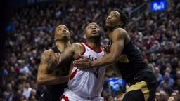 NBA: Houston preťal víťaznú šnúru, naložilo mu Toronto