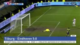 Fran Sol sa stal mužom zápasu, Eindhoven bude chcieť zabudnúť