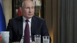 Putin reagoval na otázku novinára o Kryme: Zbláznili ste sa?