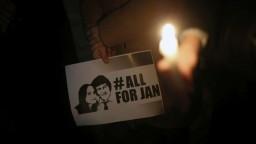 Na spomienkové koncerty za Kuciaka a jeho snúbenicu prišli tisíce ľudí