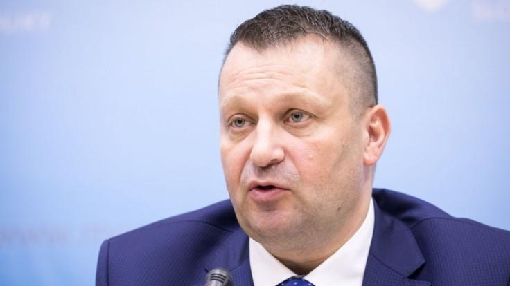 Policajný viceprezident skončil vo funkcii, odchádza na Balkán