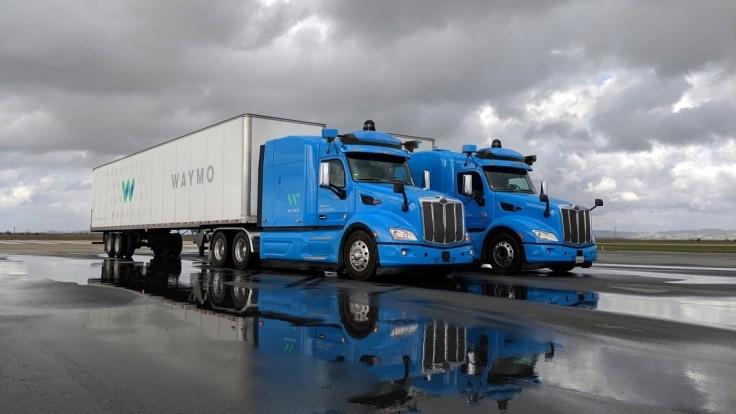 Waymo nasadí digitálneho autonómneho vodiča už aj do kamiónov
