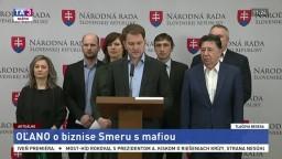 TB OĽANO o odchode R. Kaliňáka z funkcie a biznise Smeru s mafiou