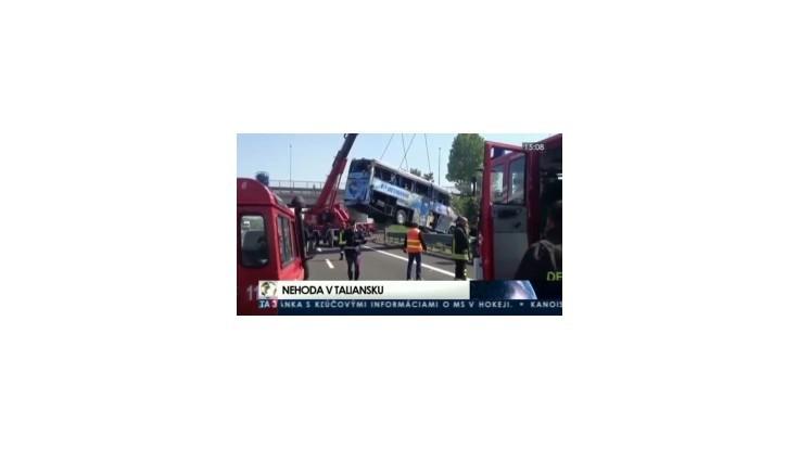 Na talianskej ďialnici pri Padove došlo k tragickej nehode
