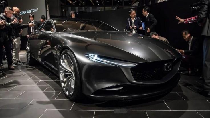 Mazda Vision Coupe je Koncepčné auto roka