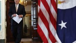 Trump odvolal ďalšieho kľúčového človeka, šéfa diplomacie USA