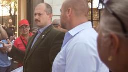 Matovič obvinil Fica, že sa stretol so šéfom ĽSNS Kotlebom