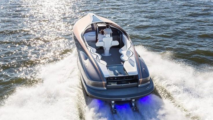 Koncept luxusnej športovej jachty Lexus sa stane skutočnosťou