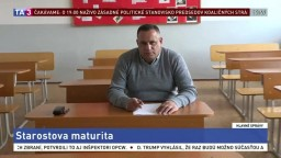 Maturitou chce rúcať predsudky o nevzdelaných rómskych starostoch