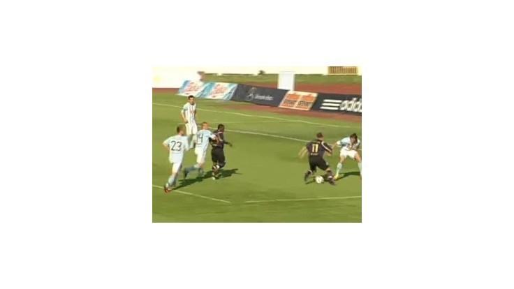 ŠK Slovan Bratislava - FC Nitra 2:1